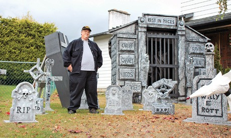 Spooky fun in Central Saanich helps food bank – Peninsula News Review