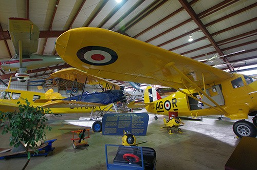 Aviation Museum parking lot sale this Saturday – Peninsula News Review