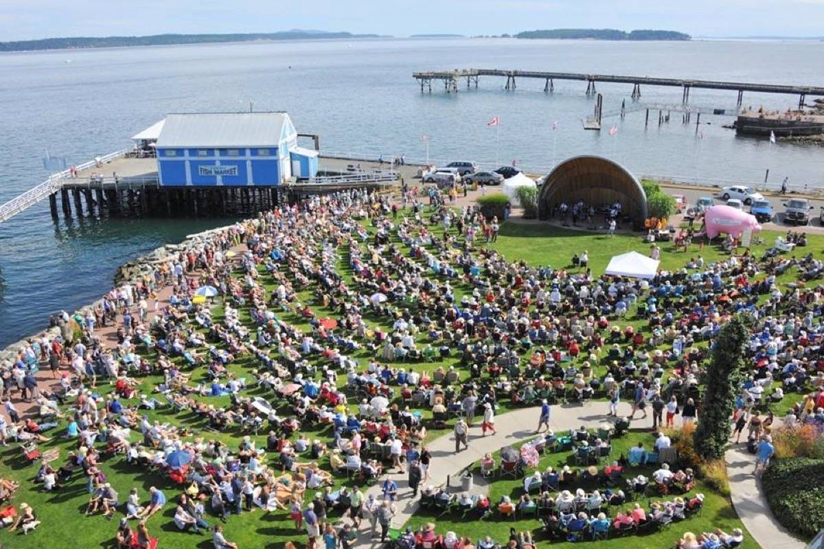 Check out the 2017 Sidney Summer Sounds lineup – Peninsula News Review