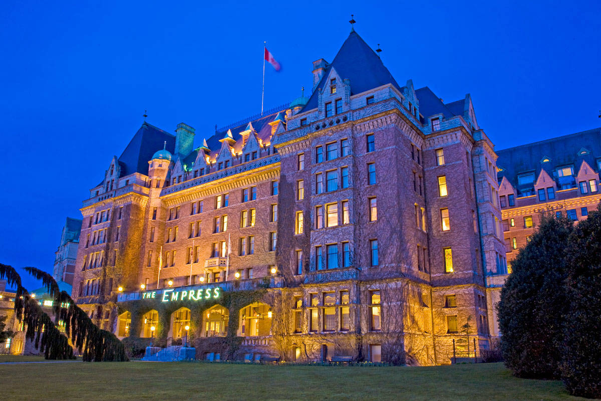 Greater Victoria hotels and spas named some of Canada's best