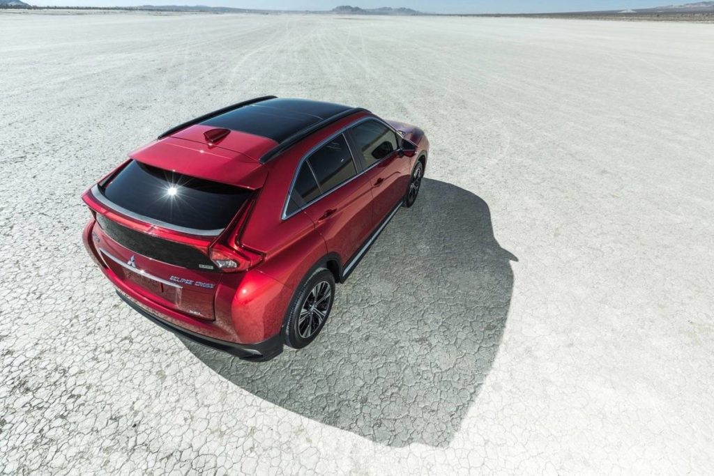 What you should know: 2019 Mitsubishi Eclipse Cross