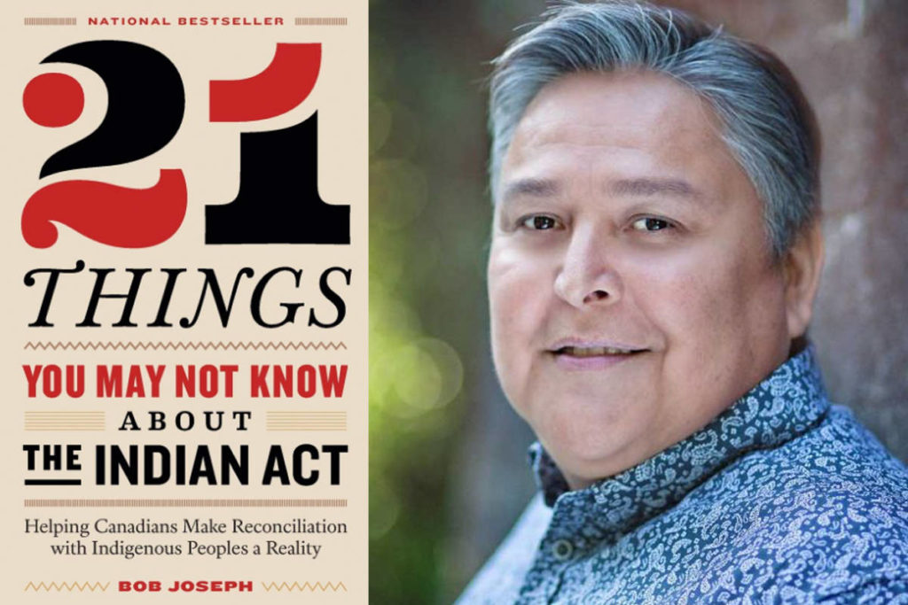 Q&A on the Indian Act with Bob Joseph open to Greater Victoria residents - Peninsula News Review